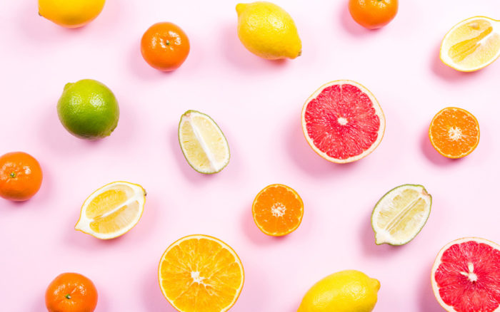 Fruchtsäure Behandlung